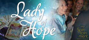 Lady of Hope Wandelende Waarzegster